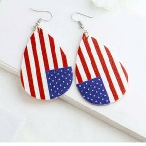 4th Of July Earrings!